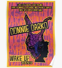 Donnie Darko Poster Poster