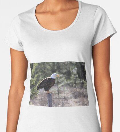 Needing a Bigger Perch Women's Premium T-Shirt