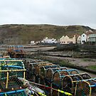 Staithes Harbour by dougie1