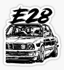 Bmw E28 Stickers Redbubble