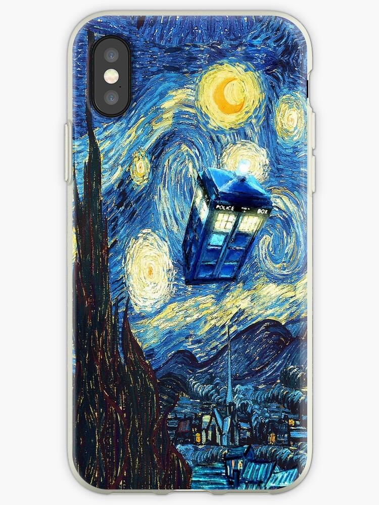 «Caja de teléfono Flying Magic» de NadiyaArt