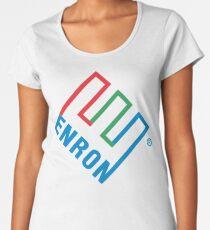 Enron Women's Premium T-Shirt
