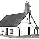 Sir John Barrow's Cottage by Colin Bentham