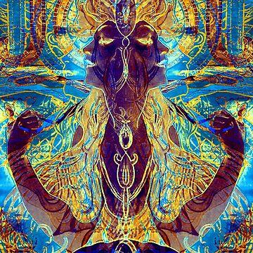 Alphonse Mucha Remixed 03 by chilangopride