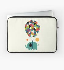 Fly High And Dream Big Laptop Sleeve