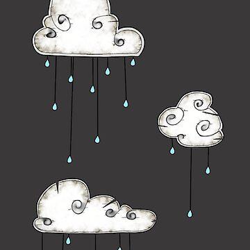 Cloud with rain by KaiIori77