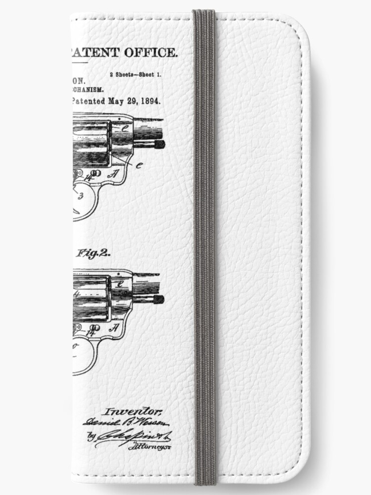 Smith & Wesson S&W Firearms iphone case