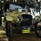 Napier 1915 by Steven Maynard
