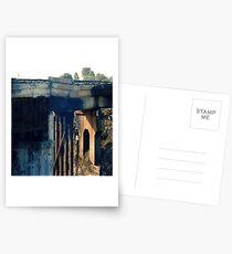 Train Bridge Postcards