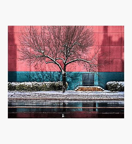 West 23rd Street In Winter Photographic Print