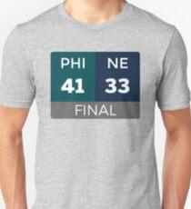 PHI 41 NE 33 Unisex T-Shirt