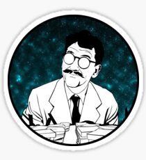 The Myopic Mr. Bemis Sticker