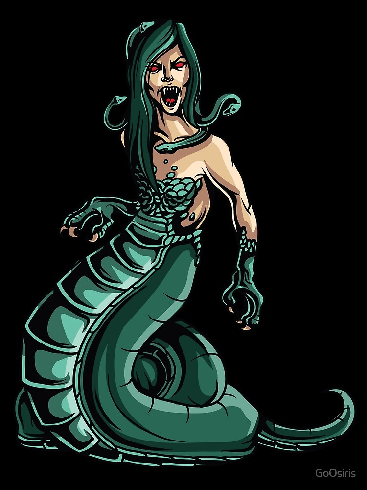 Medusa de GoOsiris