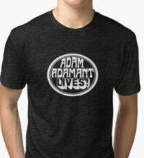 Adam Adamant Lives! Tri-blend T-Shirt