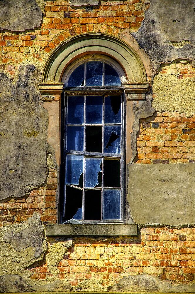 Window at Mayday Hills by Ashpix