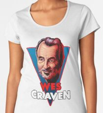 Wes Craven Women's Premium T-Shirt