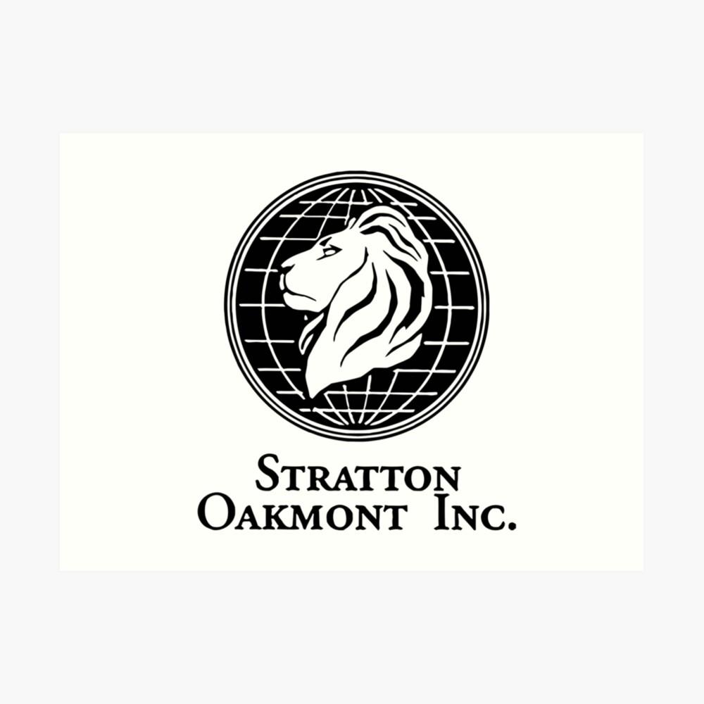 Stratton Oakmont Inc. Lámina artística