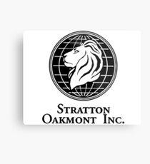 Stratton Oakmont Inc. Metal Print