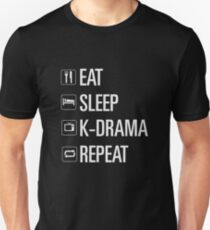 kdrama only Unisex T-Shirt