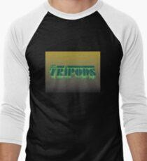 The Tripods Men's Baseball ¾ T-Shirt