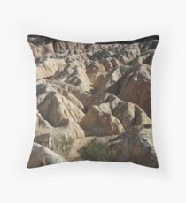 Pink Cliffs - Heathcote Throw Pillow