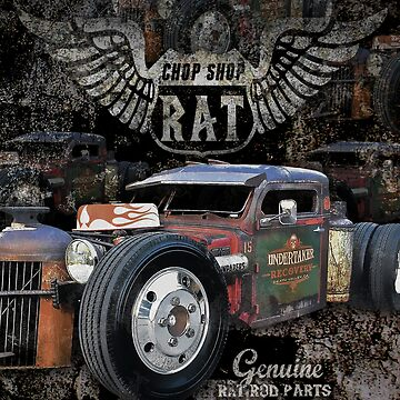 Chop Shop RAT by hotrodz