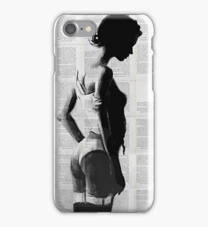 fille iPhone Case/Skin