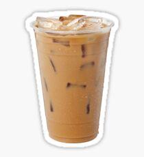 Ice Coffee Sticker