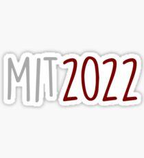 Pegatina mit 2022