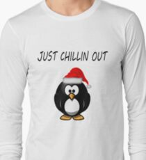 just chillin out Long Sleeve T-Shirt