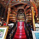 Bookshop Lello, Portugal, Porto, Livraria by Monica Di Carlo