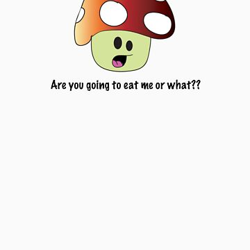 Eat me by KayVee