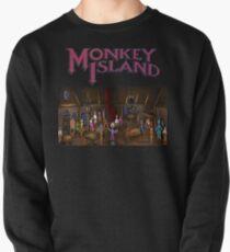 Monkey island  Pullover