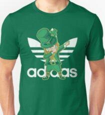 Funny Saint Patrick's Day Shirts - Dabbing Dab Unisex T-Shirt