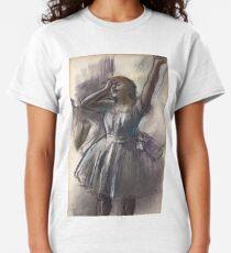 Edgar Degas - Dancer Stretching Classic T-Shirt