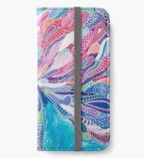 Fluttering Jewel iPhone Wallet/Case/Skin