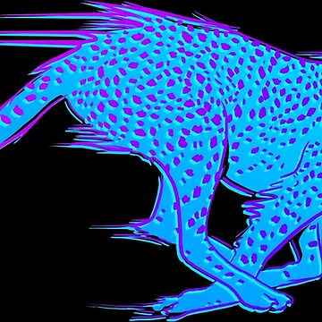 OUTRUN CHEETAH by jfells