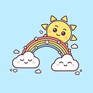 Rainbow Friends by zoljo