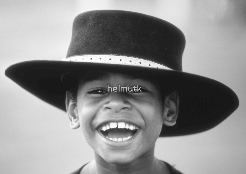 Smile by helmutk
