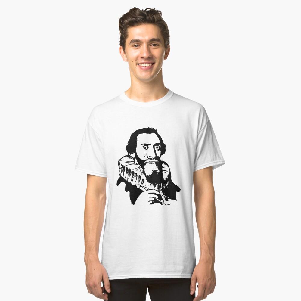 Johannes Kepler  Classic T-Shirt Front