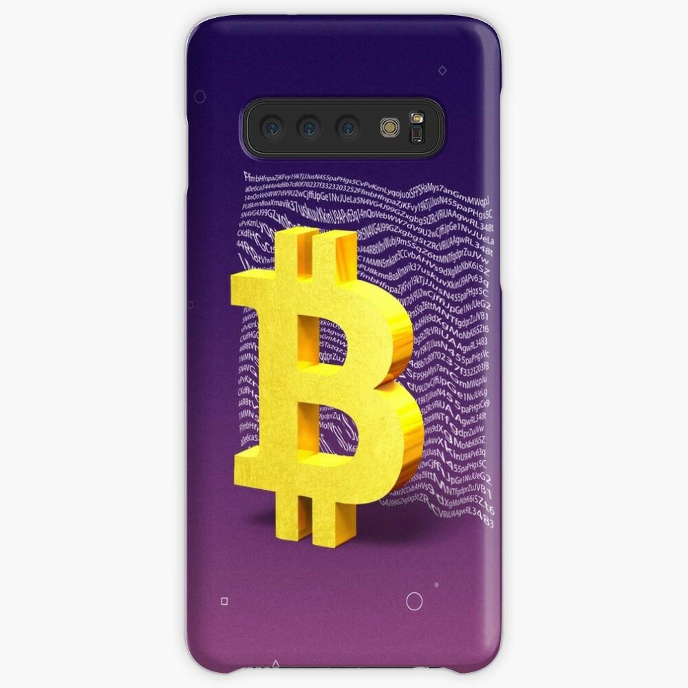 Bitcoin Samsung Galaxy Snap Case