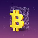 Bitcoin by LunarBoots