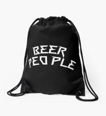 BEER People(W) Drawstring Bag