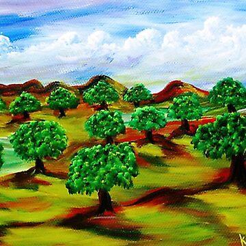 "Oko""s Orchard by kjgordon"