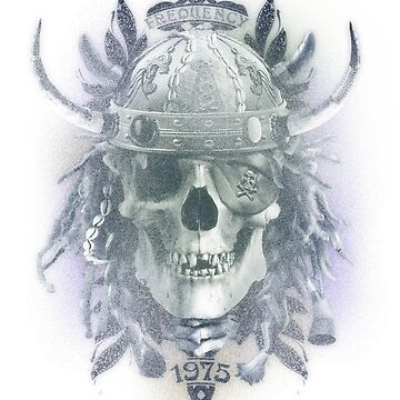 Viking Pirate Skull by TshirtsUK