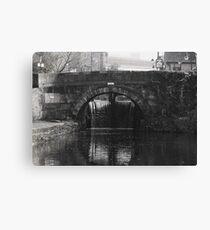 Castle Street Bridge Canvas Print
