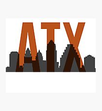 ATX Photographic Print