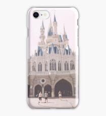 WDW castle iPhone Case/Skin