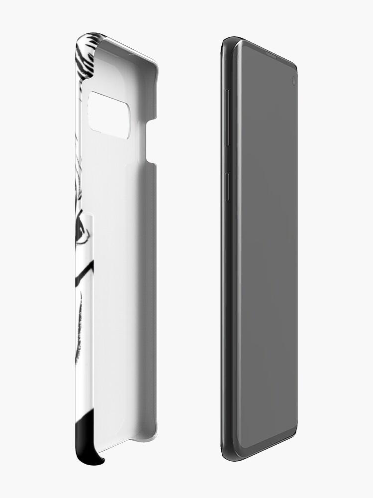 Vista alternativa de Funda y vinilo para Samsung Galaxy Jack O'Neill