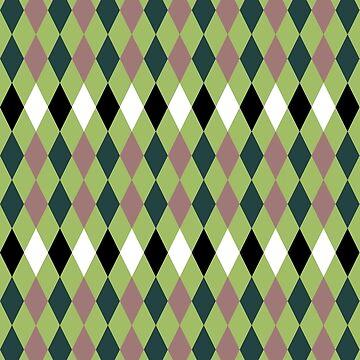 Argyle (pattern) Clothing by Egan316